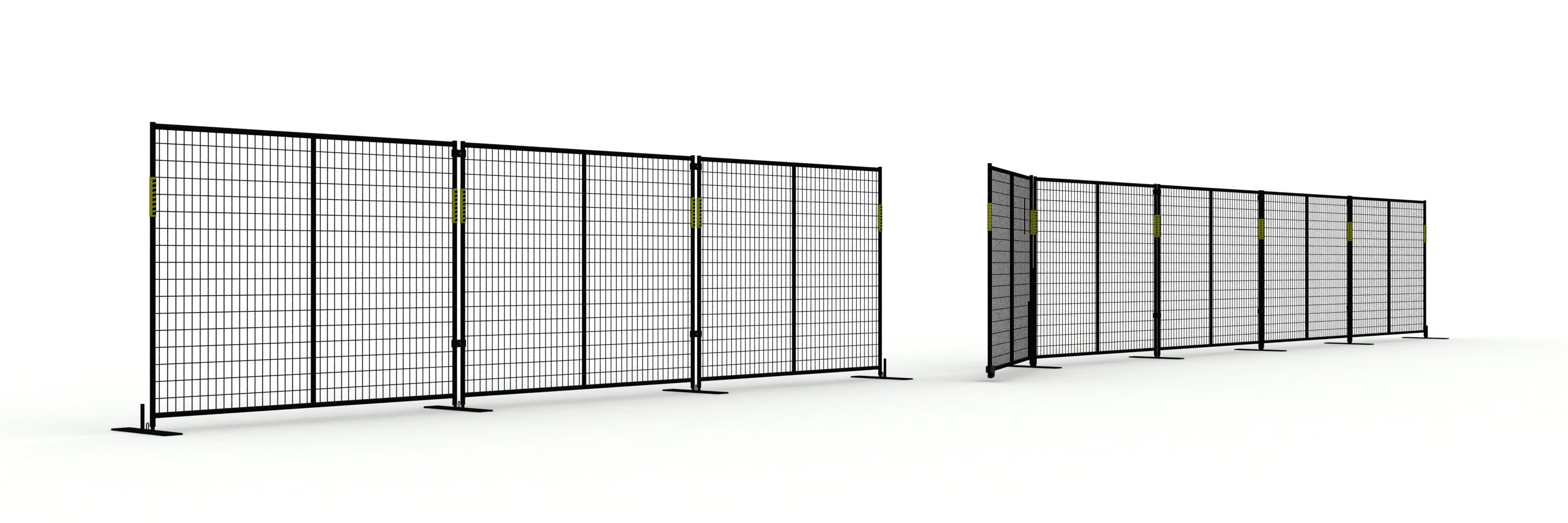 Perimeter Patrol Welded Wire Panel Kits